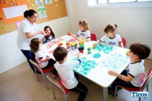 Escola Ticos III - Berçário e Infantil