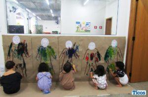Ticos I Educação Infantil
